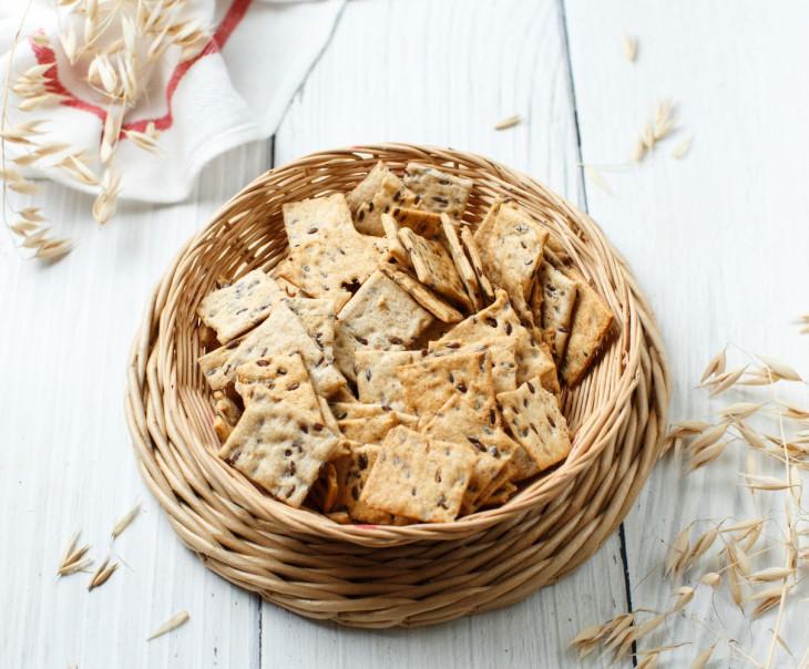 Печенье с семечкой льна
