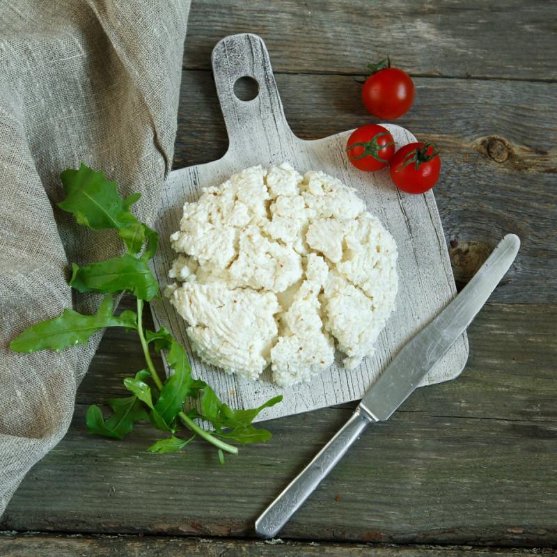 Сыр Рикотта от Александра БоковаТрадиционный творожный альбуминовый сыр из родом из Италии<br><br>Вес г.: 250