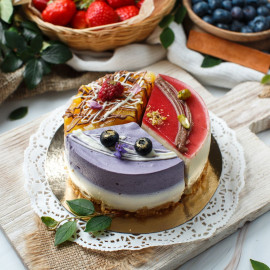 Торт Йогурт ассорти