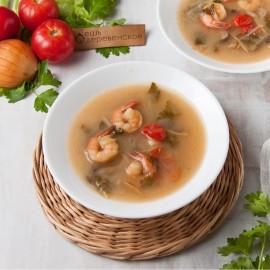 Суп Том Ям (су-вид)