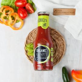 Кетчуп Organic томатный классический