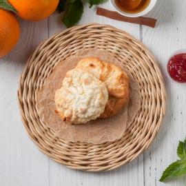Сырники с апельсиновой цедрой