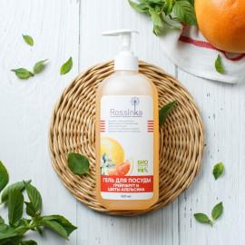 Гель для посуды Грейпфрут и цветы апельсина