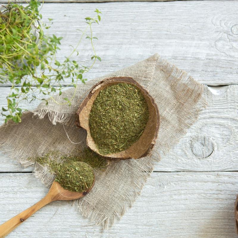 Приправы КонаковскиеНаталья Порхунова сама выращивает всю зелень для приправ, сушит и под заказ присылает нам. Идеально продуманное сочетание специй в этой приправе подойдет для овощных салатов и мяса.<br><br>Вес г.: 20