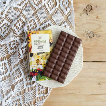 Шоколад ремесленный молочный 51%