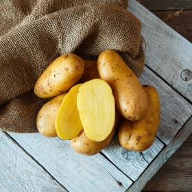 Картофель белый крупный