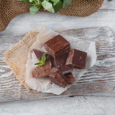 Шоколад ремесленный горький кусковой 70%