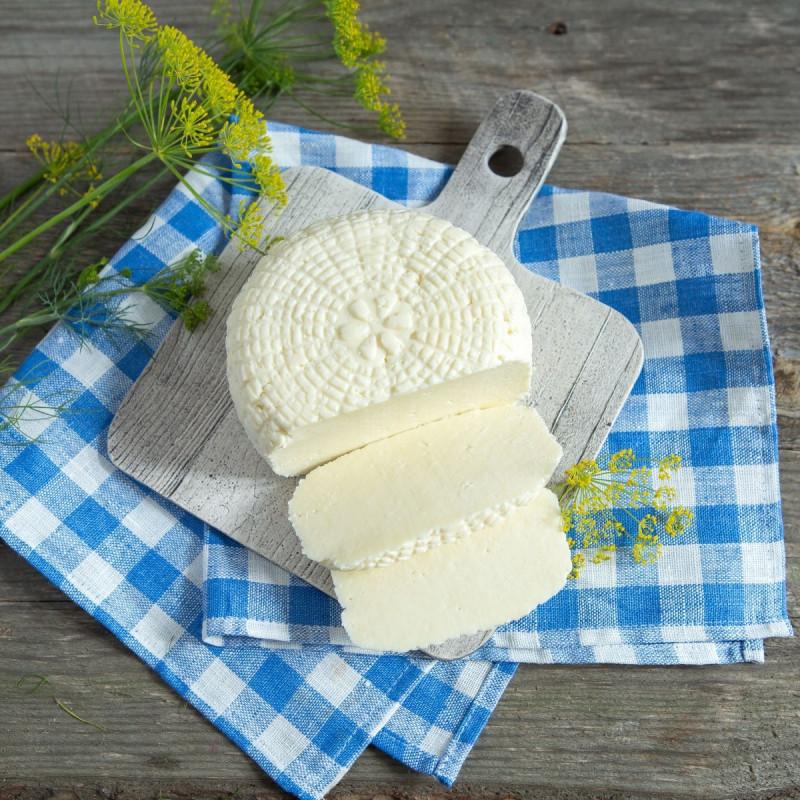 Сыр адыгейский от Андрея Марченко<br><br>Вес г.: 400