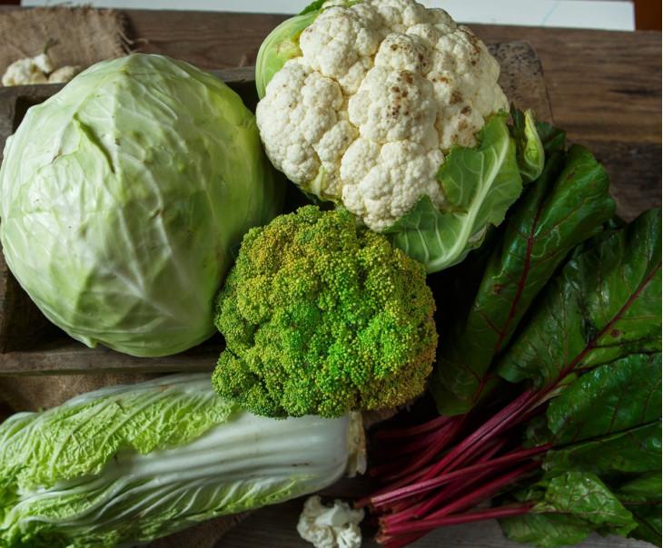 Брокколи и брюссельская капуста диета