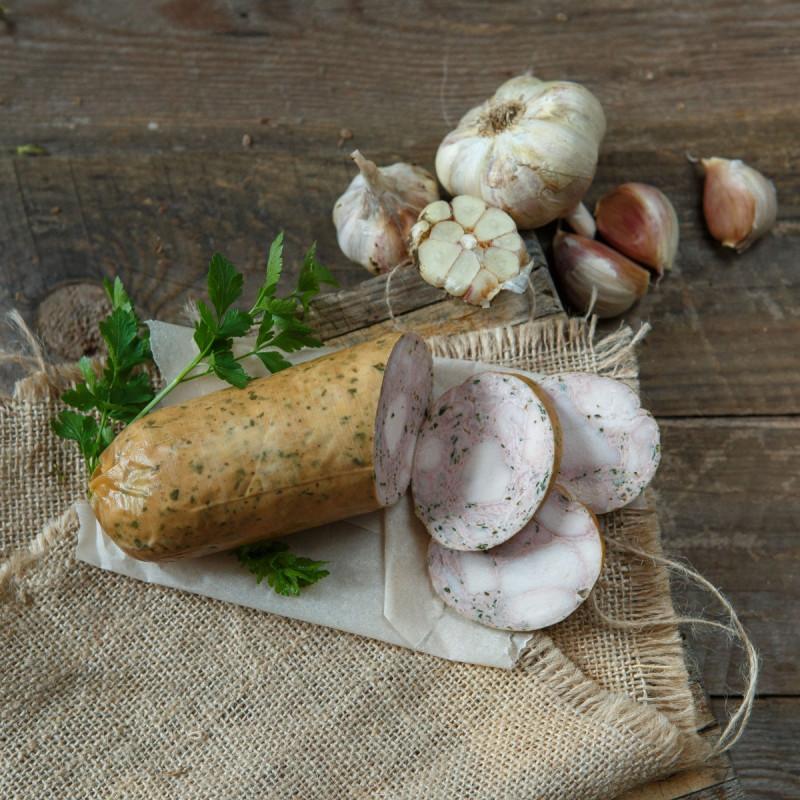 Колбаса БикташевскаяЕсли из мясных деликатесов Вы предпочитаете что-то оригинальное, новое и очень ароматное, тогда рекомендуем этот вариант. Отлично послужит необычной закуской даже на праздничном столе, а обычный будний день наполнит ярким вкусом.<br><br>Вес г.: 240