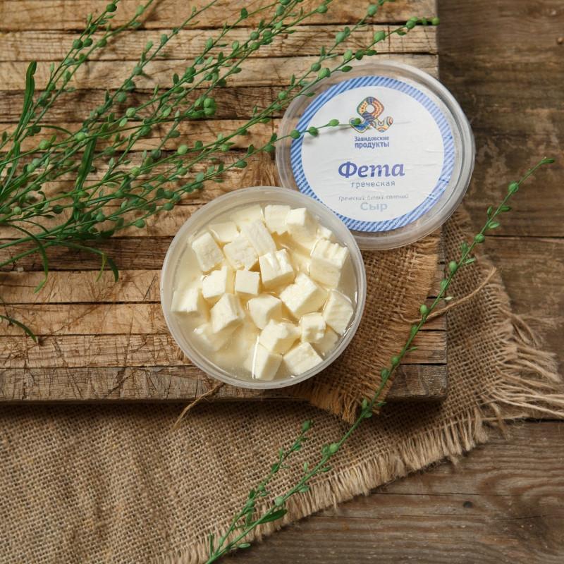 Сыр фета в рассоле от Максима Селиванова<br><br>Вес г.: 110