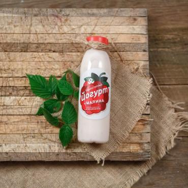 Йогурт малиновый 2,5%