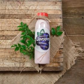 Йогурт 2,5% черничный